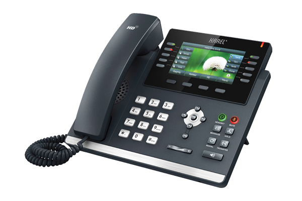 KAREL IP136 IP Telefon